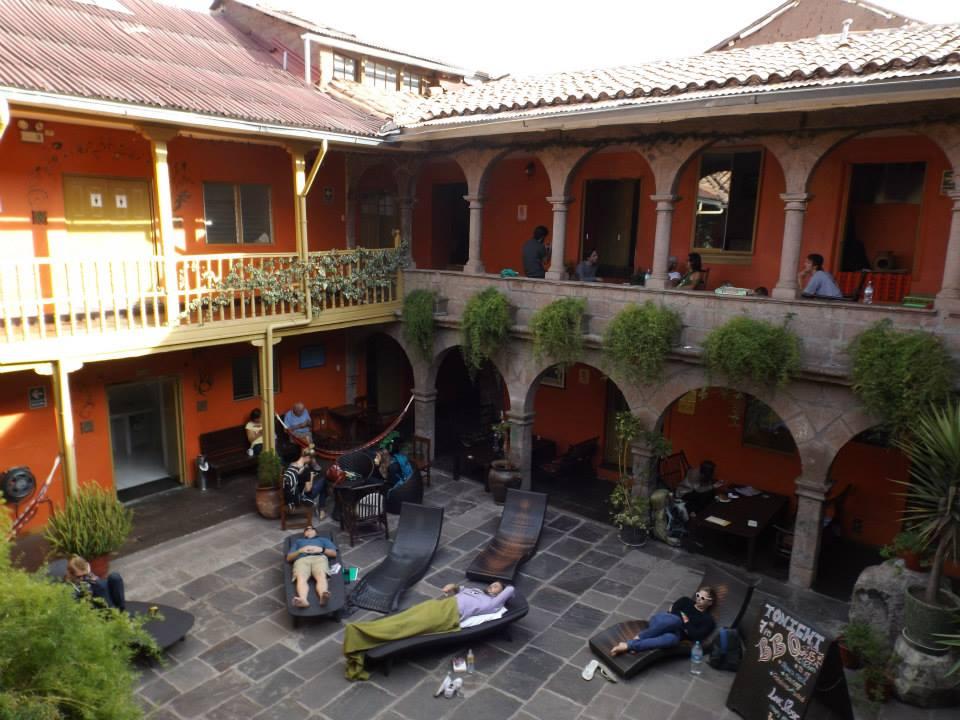 Cusco Perú primera aventura sola