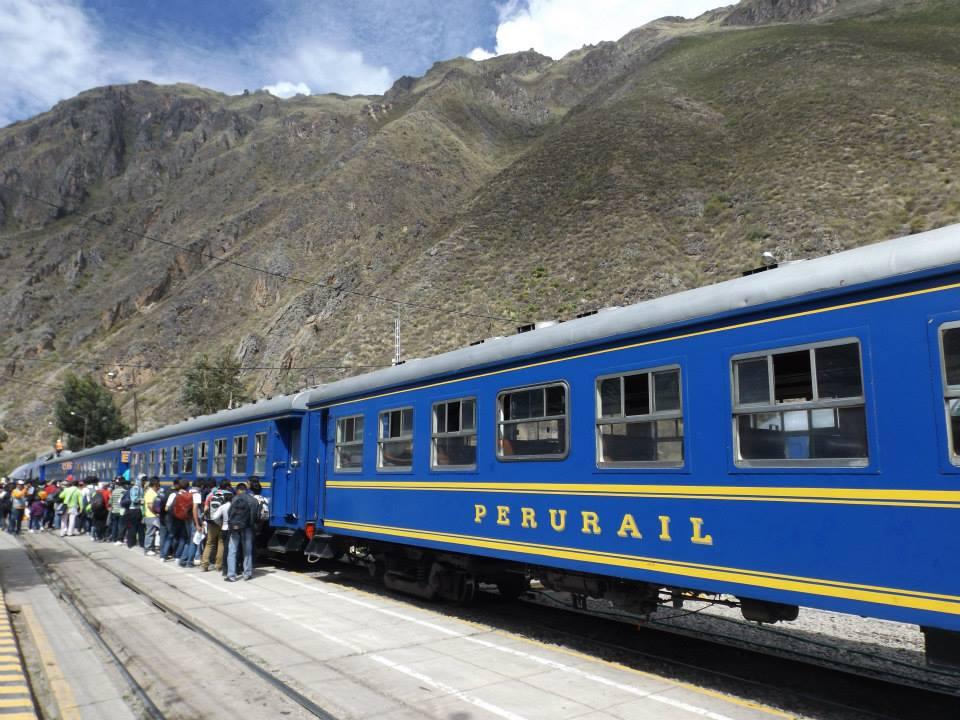 Tren Perú Rail - Ollantaytambo - Perú