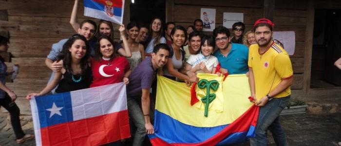 Brasil Curitiba AIESEC trainees