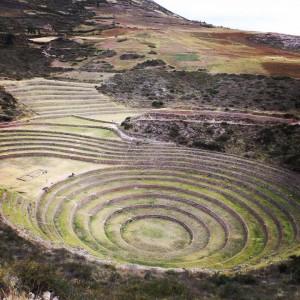 Moray - Cusco - Perú