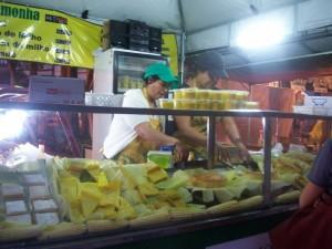 Comida brasilera