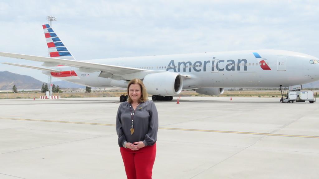 Boeing 787 Dreamliner American Airlines