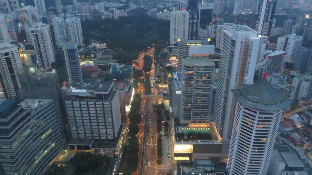 Qué hacen en Singapur bajo presupuesto