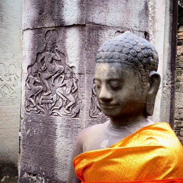 Cuando el budismo y el hinduismo conviven en el mismohellip