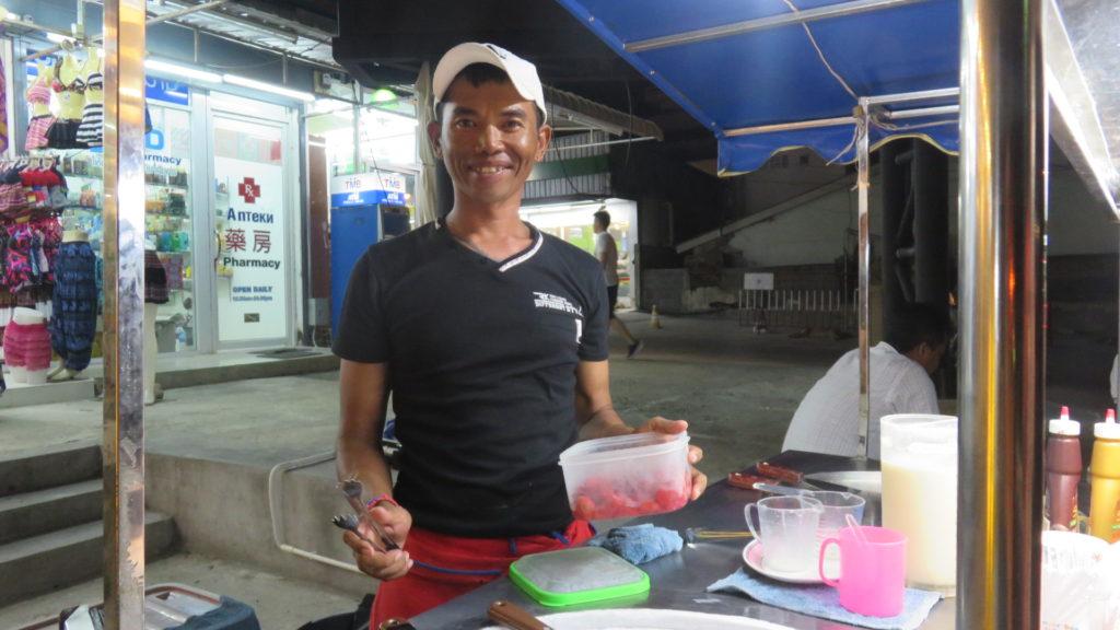 Gente en Tailandia
