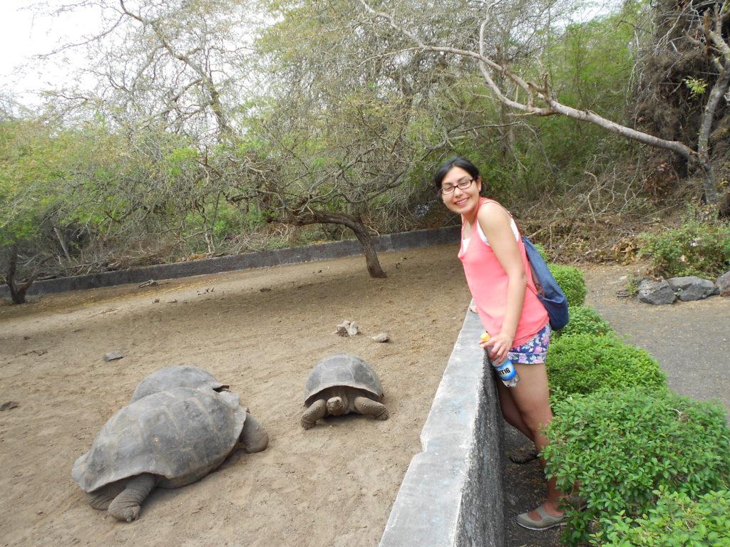 Historia en galápagos
