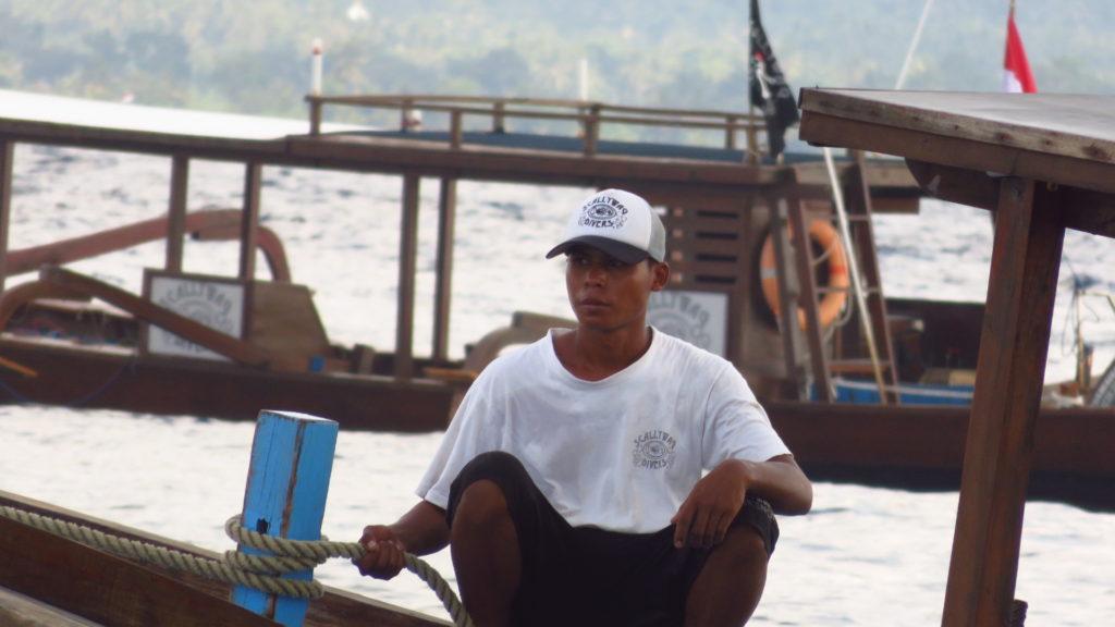 gente en indonesia