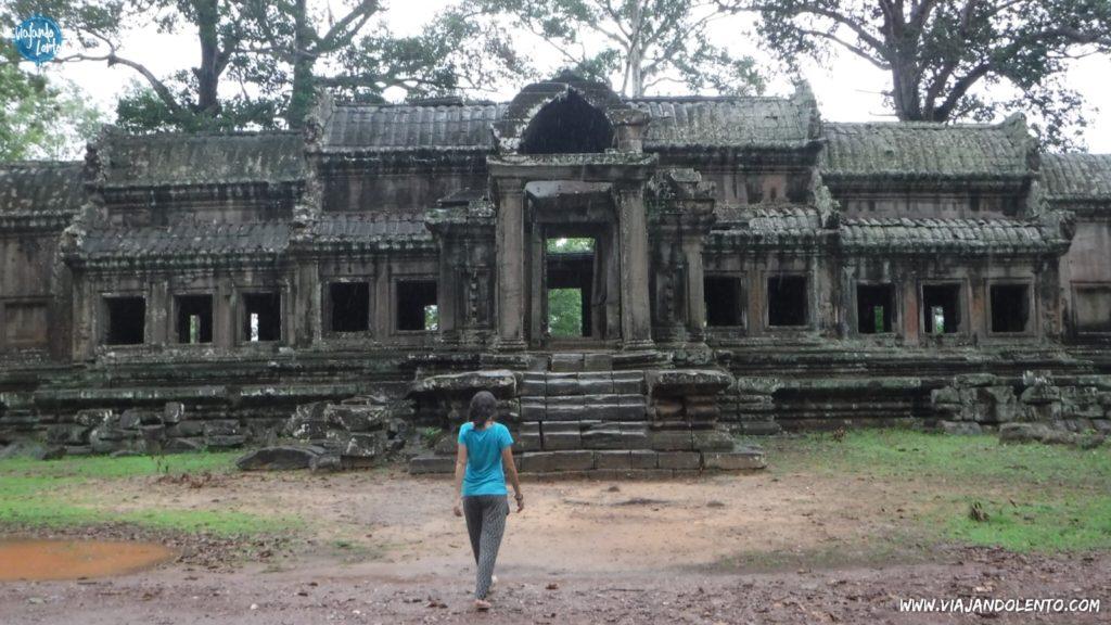 Itinerario por Camboya