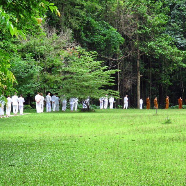TAILANDIA  WAT TAM WUA FOREST MONASTERY Vuelvo a publicarhellip