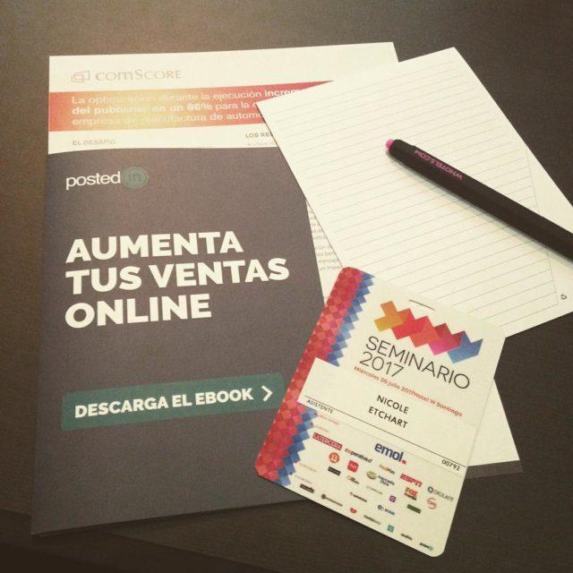 Nuevo da nueva historia Hoy en el SeminarioIAB2017 de Marketinghellip