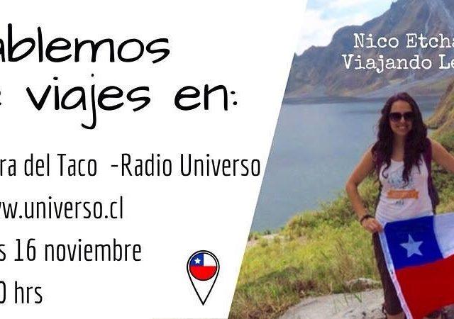 Es hooooy!! Por la FM 937 en Santiago o porhellip