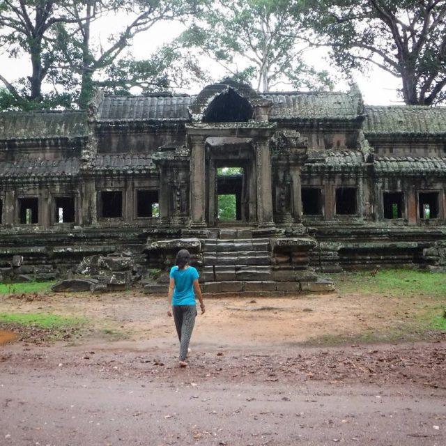 Camboya es de esos pases de los que los chilenoshellip