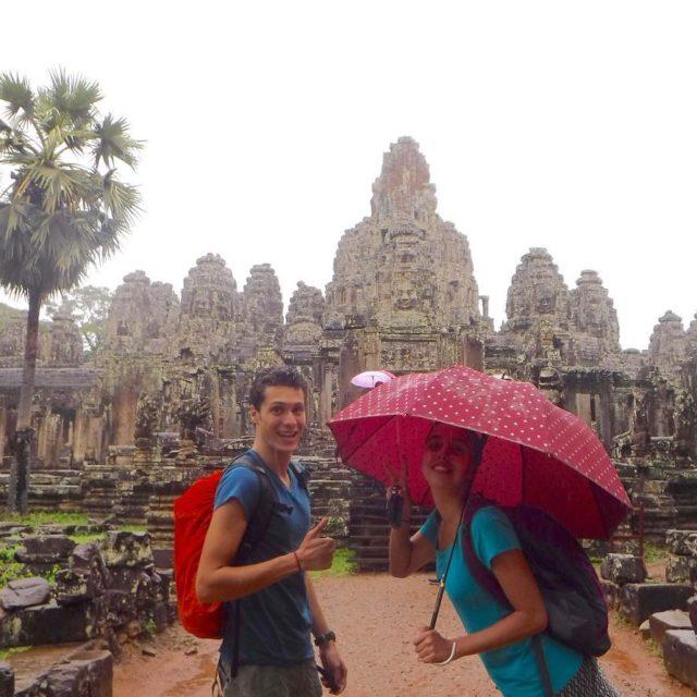 Los templos de Angkor en Camboya son una maraviiiiiilla quehellip