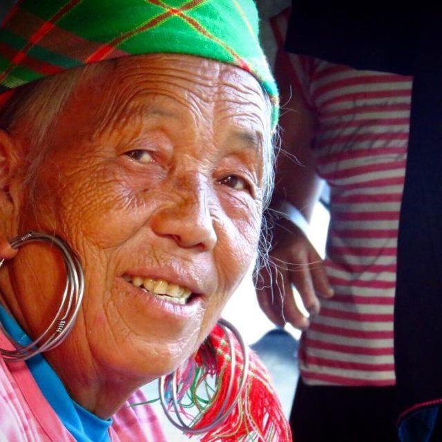 Gente en Vietnam Ella era la matriarca de la casahellip
