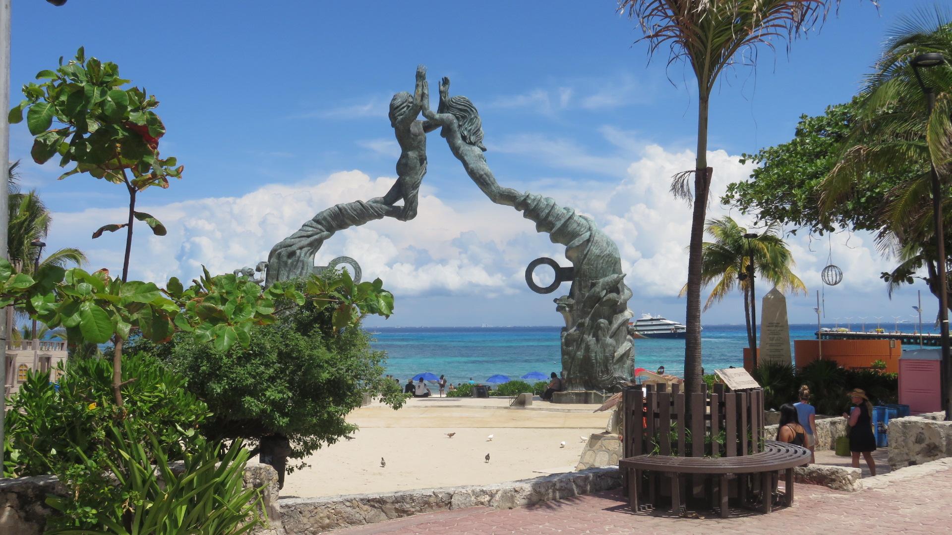 Playa del Carmen y cozumel