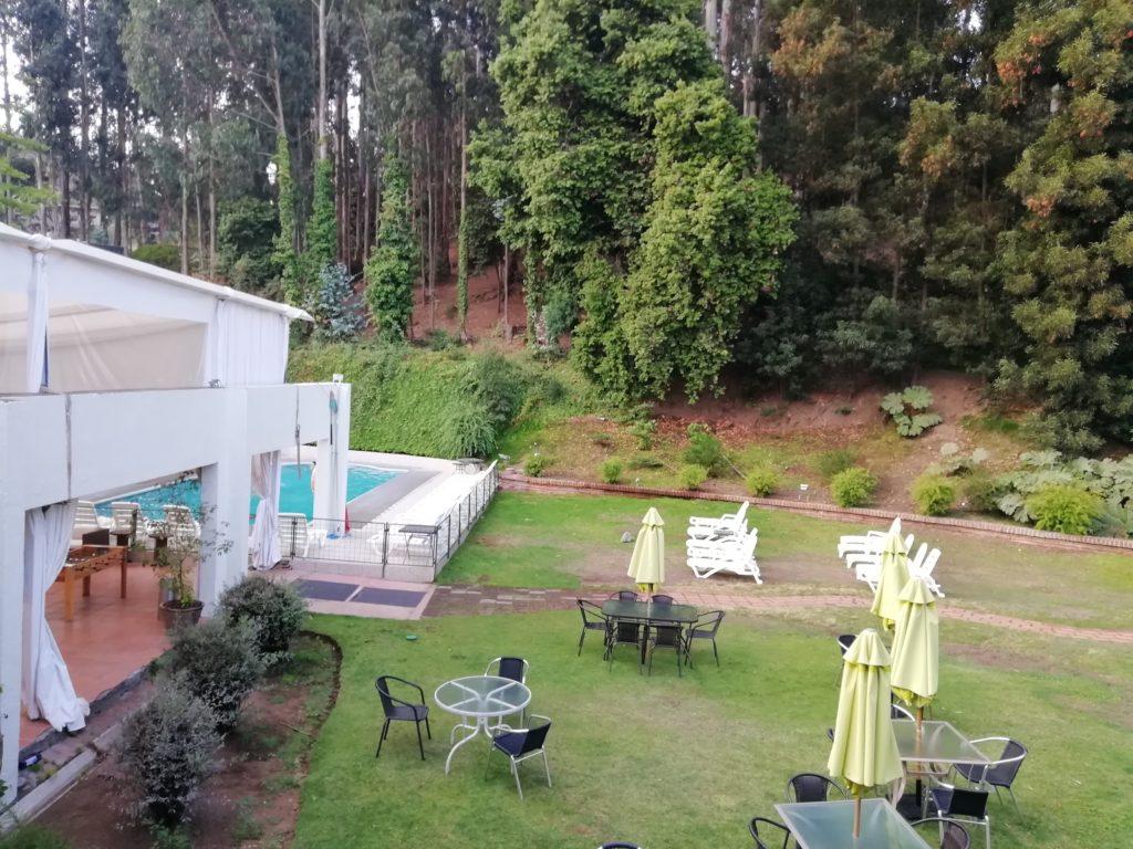 hotel bosque de reñaca