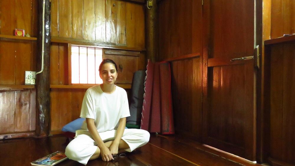 Meditación vipassana en Chile