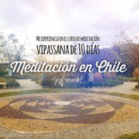 Meditación en Chile