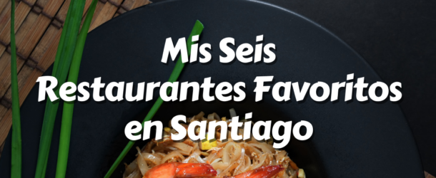 restaurantes en santiago