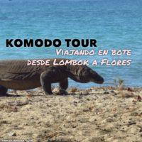 komodo tour